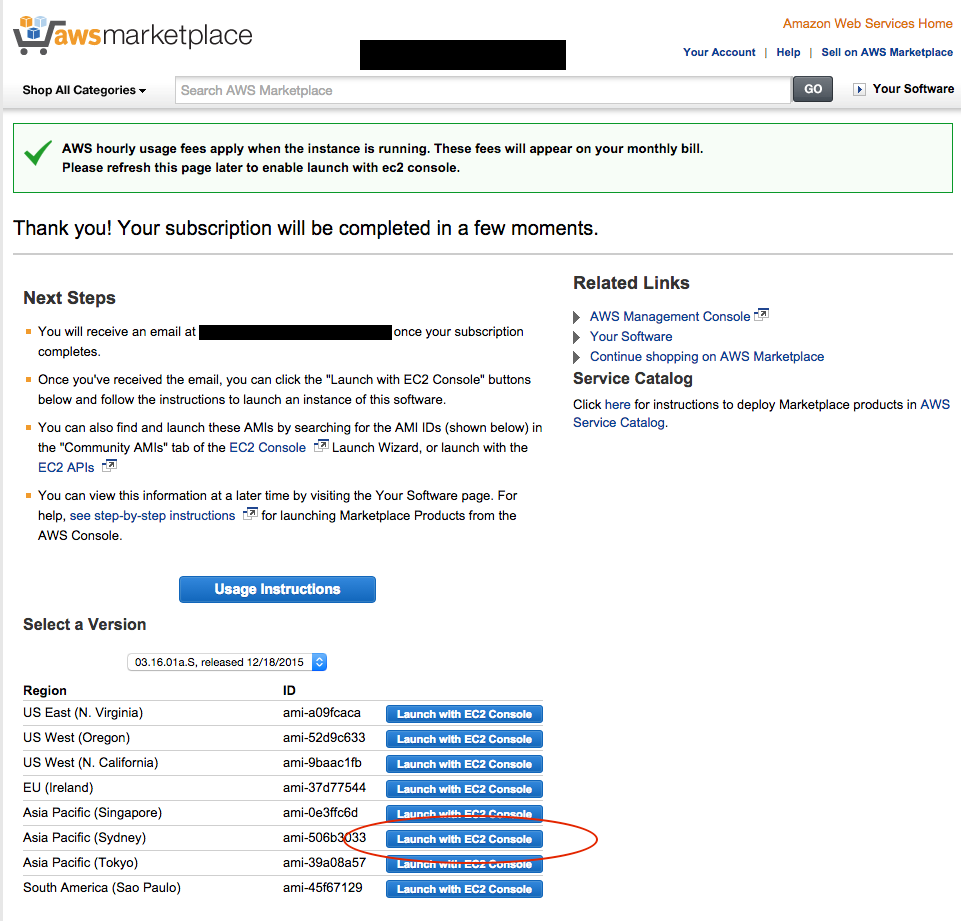 HOWTO: Launch AWS Marketplace AMIs as Spot instances · Paul Wakeford